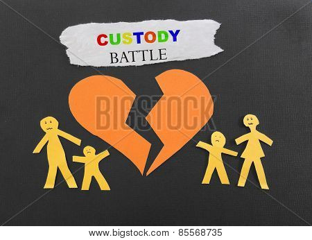 Child Custody Battle