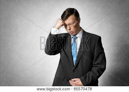 Thinking And Concentrated Business