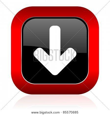 download arrow icon arrow sign
