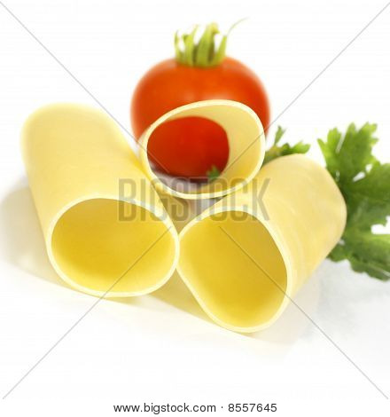 Uncooked Cannelloni For Stuffing
