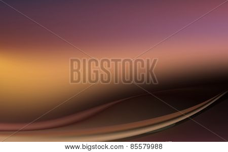 Lilac, Purple, Swirl, Background With Soft Folds