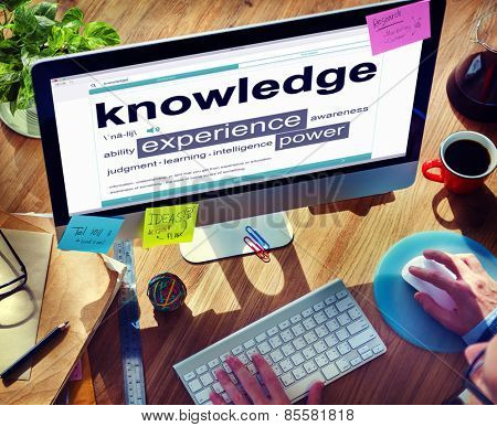Knowledge Browsing Working Research Concept