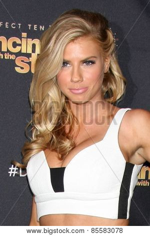 LOS ANGELES - MAR 16:  Charlotte McKinney at the