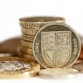 picture of coins  - British coins - JPG