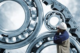 picture of ball chain  - engineer - JPG