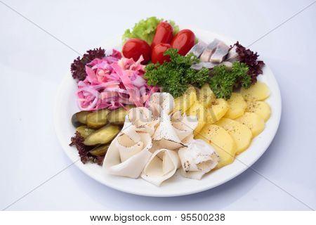 Variety Diner Platter