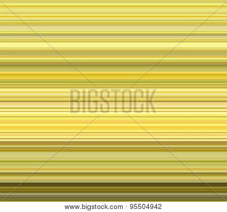 Tube Striped Background In Many Shades Of Yellow