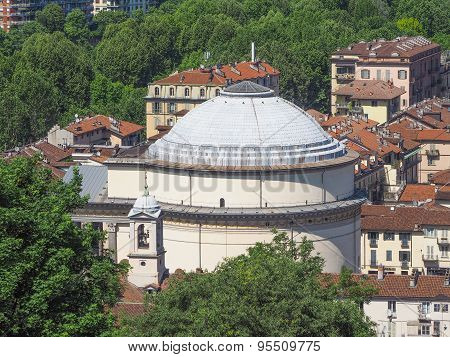 Gran Madre Church In Turin