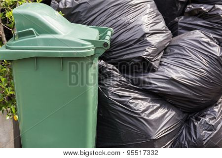 Bin And Garbage Bags