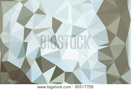 Geometric Background With Triangles And Space For Your Text