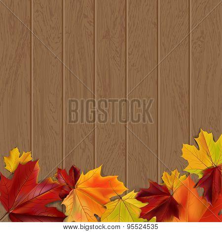 Wooden Background 1