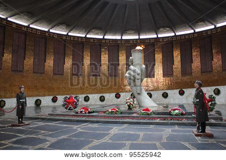 Memorial in Volgograd