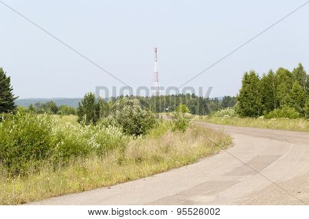 Telecommunication cell tower