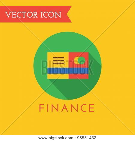 Credit Card Icons Vector Set. Shop, money or commerce and mobile symbols. Stock design element.