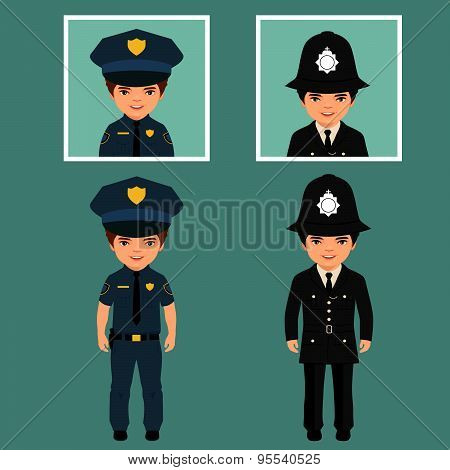 british policeman uniform,
