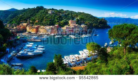 View Of Portofino - Italy