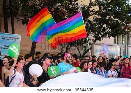 Trans Pride Istanbul 2015