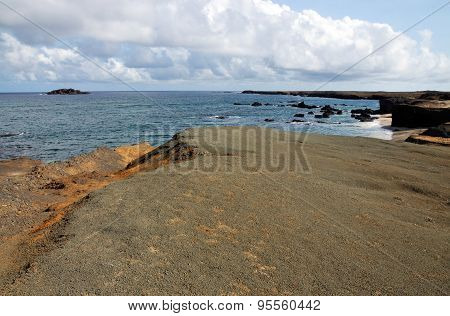 Islet And Bay