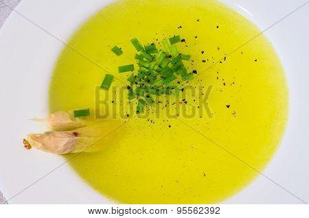 Chicken Broth, Soup