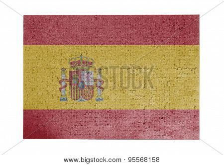 Large Jigsaw Puzzle Of 1000 Pieces - Spain