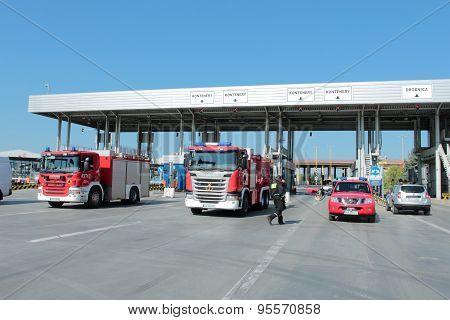 Fire-brigades