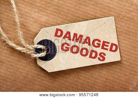 Damaged Goods Ticket