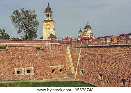 Alba Carolina Fortress, Alba Iulia