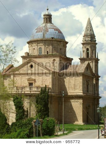 Montepulciano Church