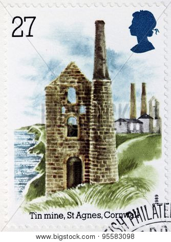 Cornwall Tin Mine