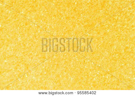 yellow golden porous texture background