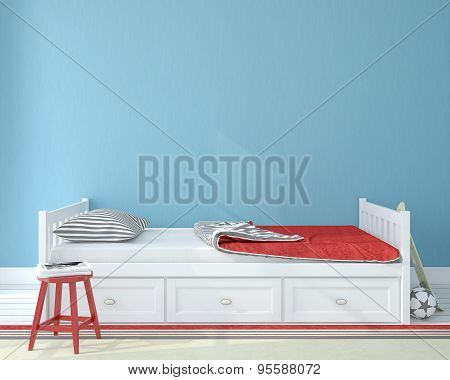 Bedroom For Child.