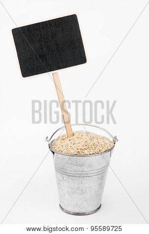 Pointer, Price In Bucket Of  Sesame Seeds