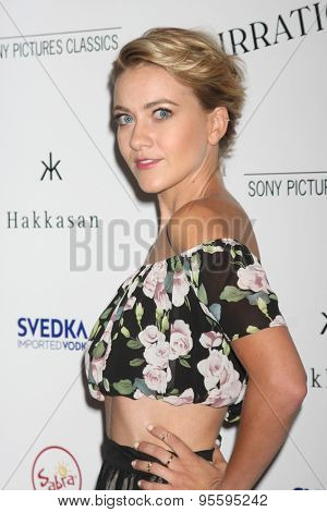 LOS ANGELES - JUL 9:  Meredith Hagner at the