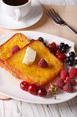 foto of french-toast  - Beautiful food - JPG