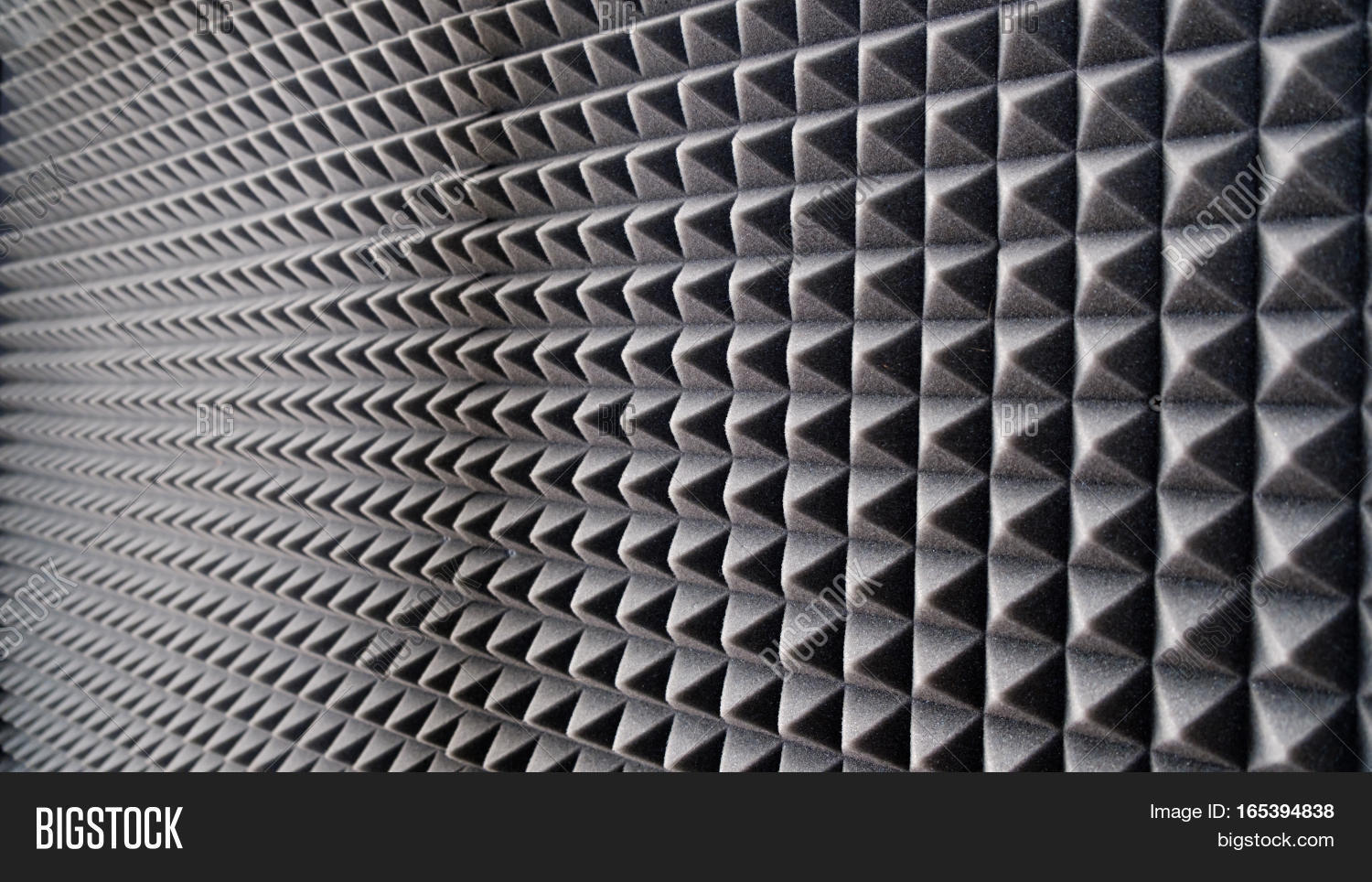 Sound Absorbing Insulation : Sound absorbing materials image photo bigstock