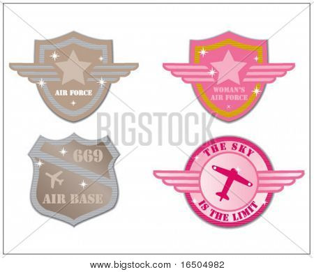 air force tag