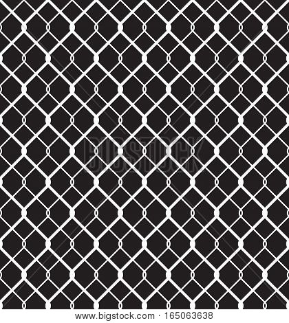 Steel Wired Fence Seamless Texture Vector & Photo | Bigstock