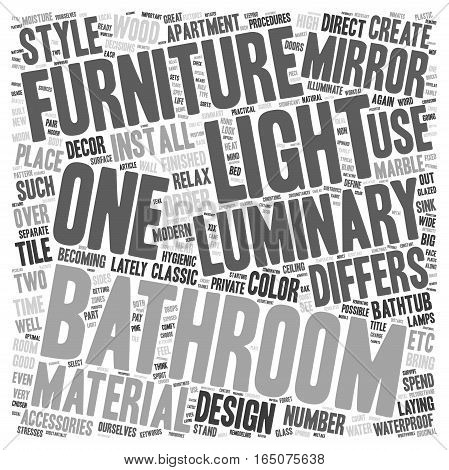Bathroom From Over The Moon Part Two text background wordcloud concept