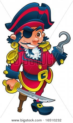Lustige Piraten