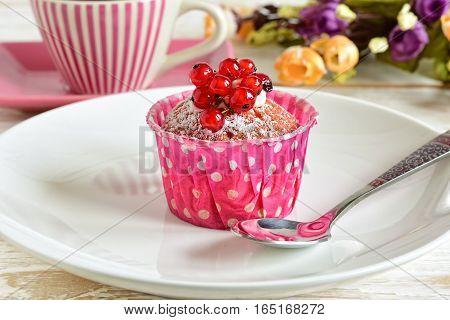 Cake with berry. Cake sweet dessert. Festive cakes