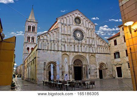 Cathedral Of Zadar, Calle Larga, Dalmatia