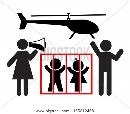 Effects of Helicopter Parenting. Restrictive parenting style is like keeping kids in prison