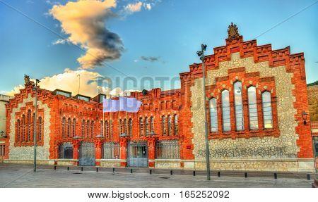 Rovira i Virgili University in Tarragona - Spain, Catalonia
