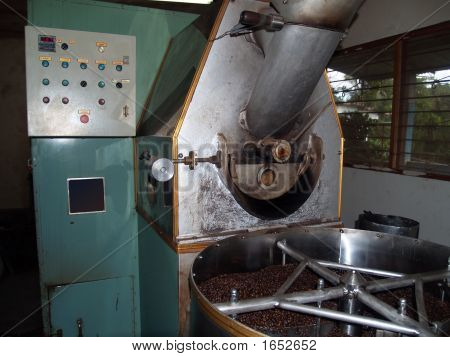 Machinery Roasting Cofee