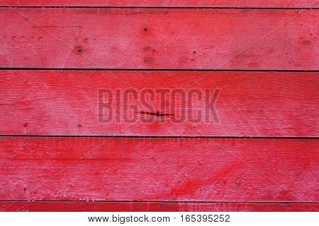 Red wood wall dirty texture background rusted