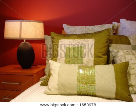 Ritzy Bedroom