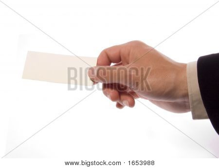 Hand With