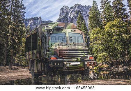 german military transport