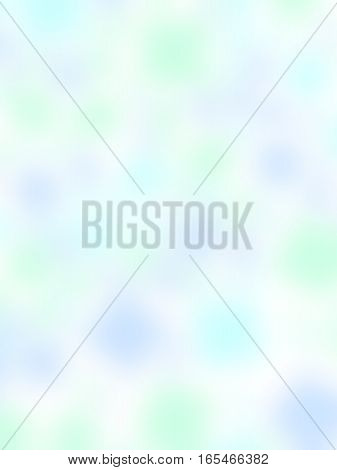 Gradient Abstract Background, Defocused Backdrop For Soft Tech Design