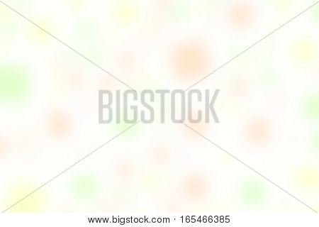 Blur Abstract Background, Defocused Backdrop For Soft Motivation Design